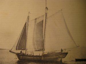 La goélette Niuroahiti